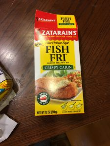 Crispy Cajun