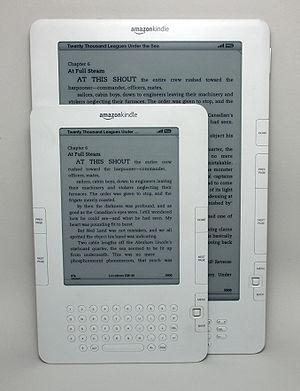 Kindle DX and Kindle 2